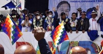 La Nación / Luis Arce, proclamado presidente electo de Bolivia por el TSE