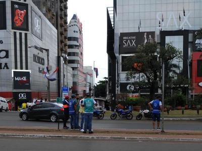 CDE: Tras denuncia, policía inicia control