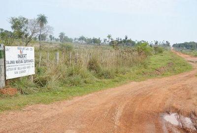 Tratarán proyecto para que tierras del Indert pasen a los municipios
