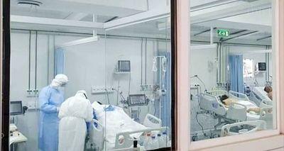 Camas de terapia para los pacientes polivalentes con 98% de ocupación