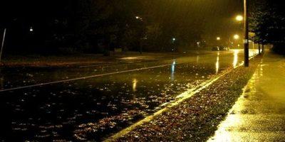 Posibilidad de lluvias y tormentas desde la noche