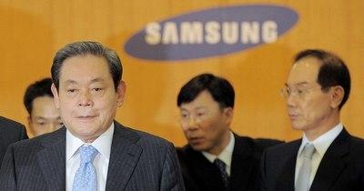 La Nación / Muere el presidente de Samsung Electronics