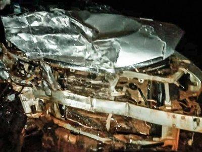 Accidentes de tránsito enlutan a familias en el Este del país
