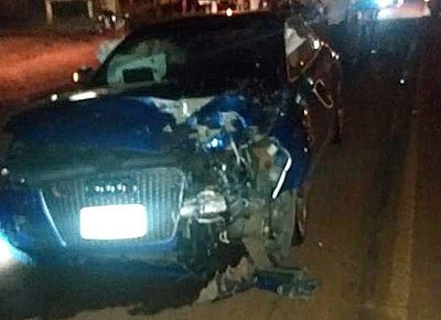 Dos accidentes fatales sobre la ruta PY06