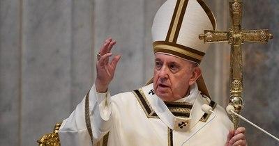 La Nación / Acusan al Vaticano de suprimir declaraciones del papa