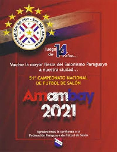 Vamos Amambay: cuna del salonismo paraguayo!