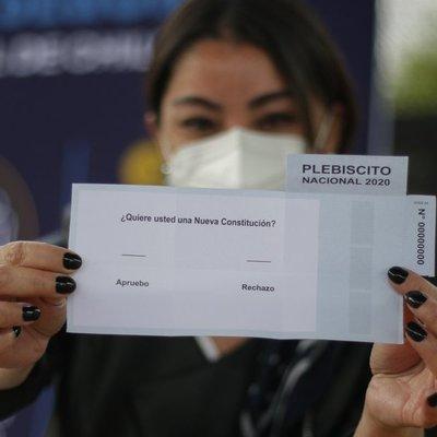 Chile decide en un Plebiscito si deja atrás la Constitución de Pinochet