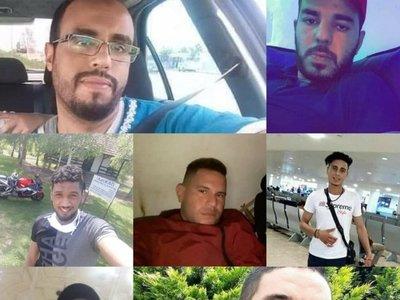 ¿Quiénes eran los 7 muertos del contenedor?