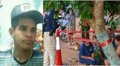 Asesinan a puñaladas a un joven en Caaguazú