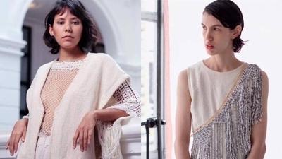 HOY / Firma de prendas a base de poyvi, en la Bienal Iberoamericana de Diseño 2020