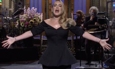 Adele y su gran regreso a Saturday Night Live