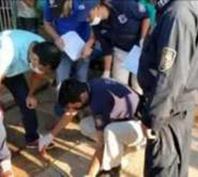 Caaguazú: Joven es asesinado en la vía pública
