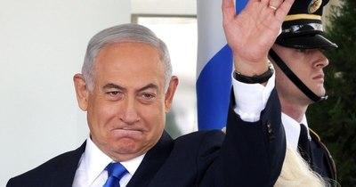 """La Nación / Netanyahu: """"Estamos modificando el mapa de Oriente Próximo"""""""