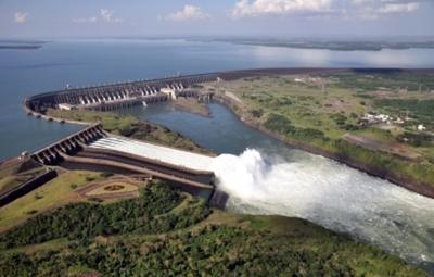 Central Hidroeléctrica Itaipú cumple 36 años