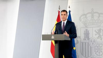 España decreta el estado de alarma en todo el país hasta el 9 de mayo