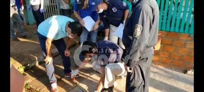 Asesinan a joven en vía pública de la ciudad de Caaguazú