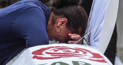 La Nación / FARC denuncia asesinato de dos excombatientes, mientras la exguerrilla marcha por la paz