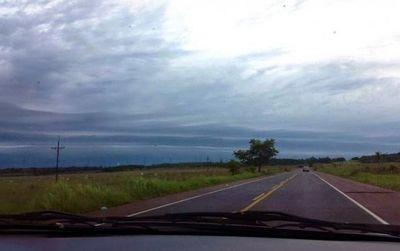 Pronóstico anuncia altas probabilidades de lluvias para Misiones
