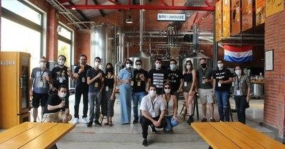 La Nación / Exitosa primera experiencia de la Ruta de la Cerveza Artesanal & Asunción