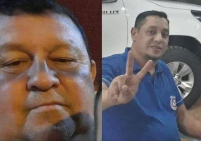 Audio de Candido González a Blas Martínez: te guste o no igual José Carlos Acevedo va ser intendente de nuevo