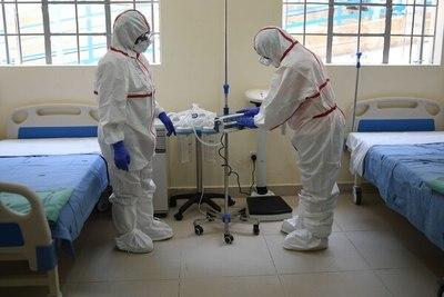 Covid-19: Salud reporta 16 nuevos fallecidos y 551 casos positivos
