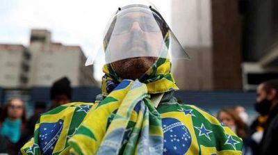 Brasil registra 231 muertes por Covid-19 en 24 horas, dice Salud