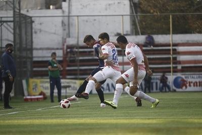 San Lorenzo y Nacional se reparten los puntos en el Gunther Vogel