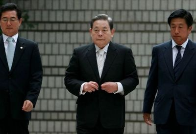 Fallece el empresario que hizo de Samsung un gigante multinacional