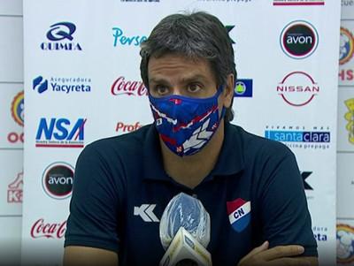 Rodrigo López considera justo el empate en San Lorenzo