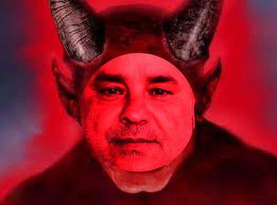 AUDIO: Lucifer está actuando en su máximo nivel, dice Repollo por no ser incluido en sondeo de opinión