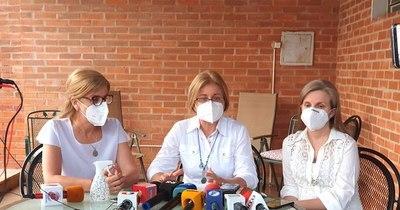 La Nación / Los Morínigo, Denis y Urbieta lanzan campaña
