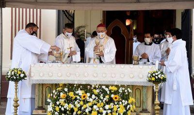 El Paraguay no tendrá de nuevo el ansiado cardenal