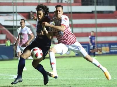 Sportivo San Lorenzo y Nacional igualaron 1-1