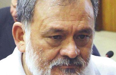 Cartistas presentan hoy pedido de pérdida de investidura contra  Pereira