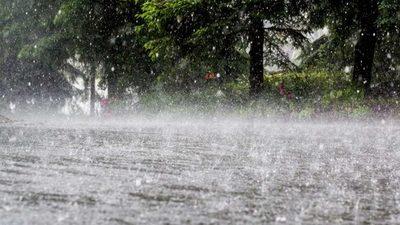Persisten lluvias con tormentas en la jornada · Radio Monumental 1080 AM