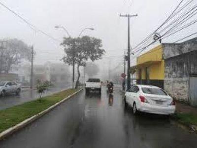 Emiten alertas por tormentas para 12 Departamentos, incluye Amambay