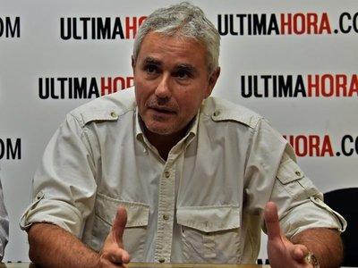 """Los sojeros manifiestan su """"apoyo incondicional"""" a Fidel Zavala"""