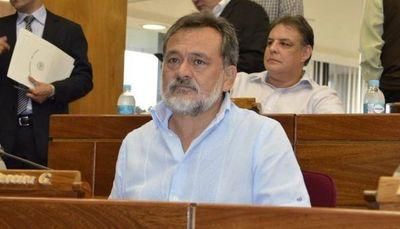 Hoy presentarán pedido de Pérdida de Investidura de Sixto Pereira