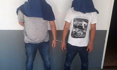 Capturan a dos peligrosos delincuentes tras asaltar a una joven en un colectivo – Diario TNPRESS