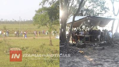 DENUNCIAN «RESTRICCIÓN SELECTIVA» PARA EVENTOS EN CNEL. BOGADO