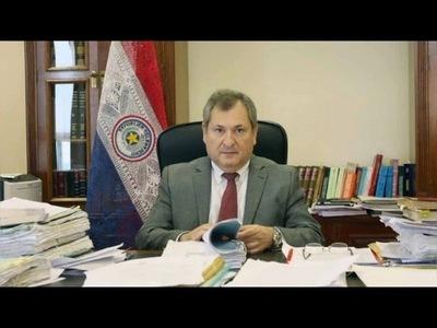 Ministro de la Corte recibirá título honorario de postdoctor en derecho