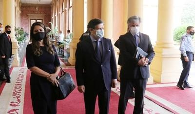Ministra de justicia informó al presidente sobre requisa en Tacumbú
