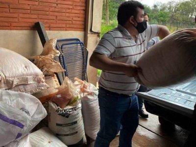 El mercado negro de semillas crece a la par que la producción de soja