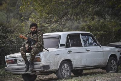 Tercera tregua humanitaria en Nagorno Karabaj, en peligro