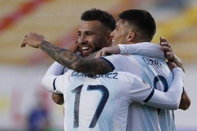 Argentina tiene sus preseleccionados para los juegos ante la Albirroja y Perú