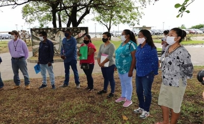 HOY / Comunidades nativas piden ampliación de presupuesto