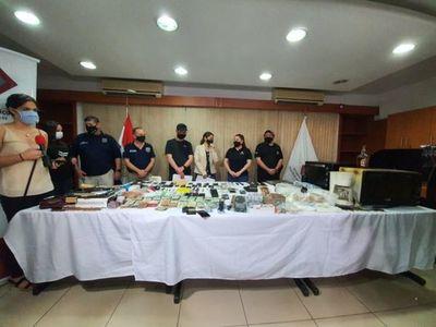 Agentes penitenciarios a sumario por caso de laboratorio de drogas en Tacumbú