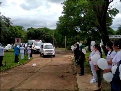 Primer personal de salud fallecido por Covid-19 en Itapúa