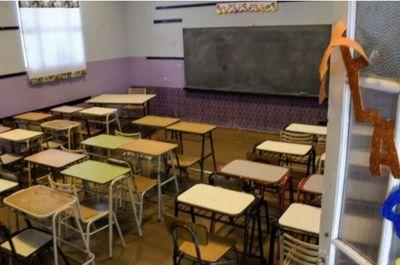 """Sinadi rechaza volver a clases: """"Los baños están sucios, no hay alcohol en gel, no hay nada"""""""