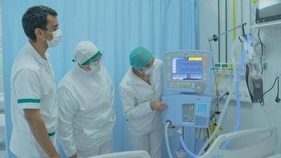 Equipan terapias con ventiladores pulmonares de alta complejidad